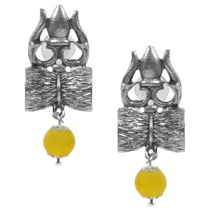 Trishul Damroo Stud Earrings Main Image