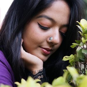 Silver Clip On Nose Pin – Star Lifestyle Image