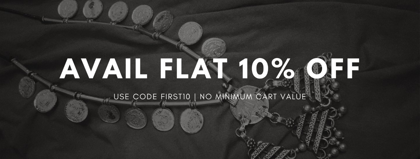 AVAIL FLAT 10% OFF | FIRST10