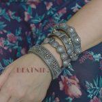 silver-lookalike-brass-oxidised-boho-round-bangle-adjustable-11