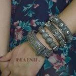 silver-lookalike-brass-oxidised-boho-round-bangle-adjustable-7